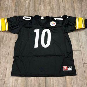 Vintage Nike Kordell Stewart #10 Steelers Jersey